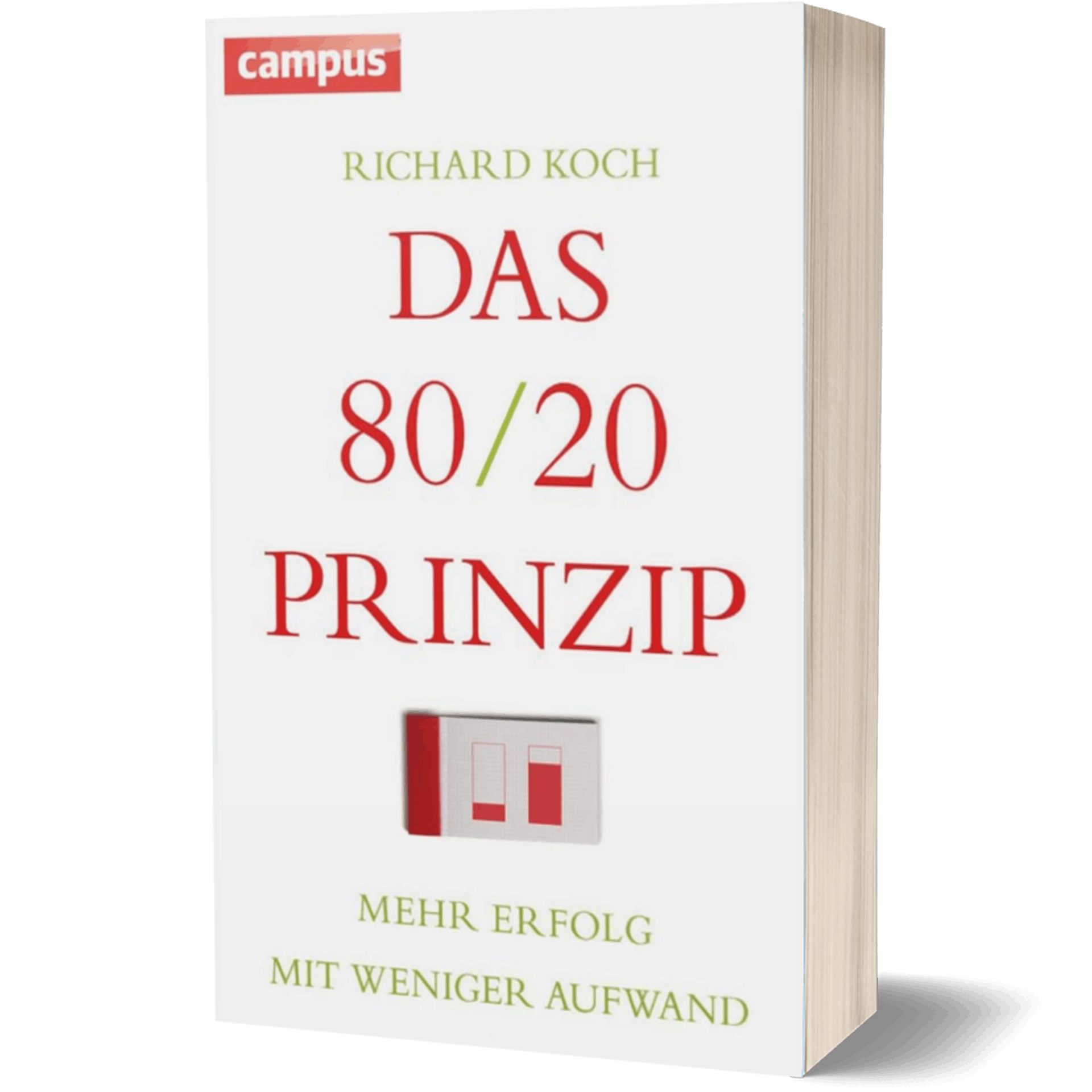 20 80 prinzip