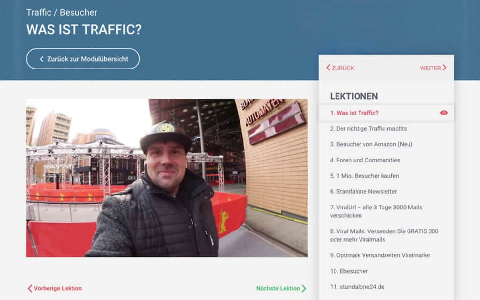 Traffic-Modul